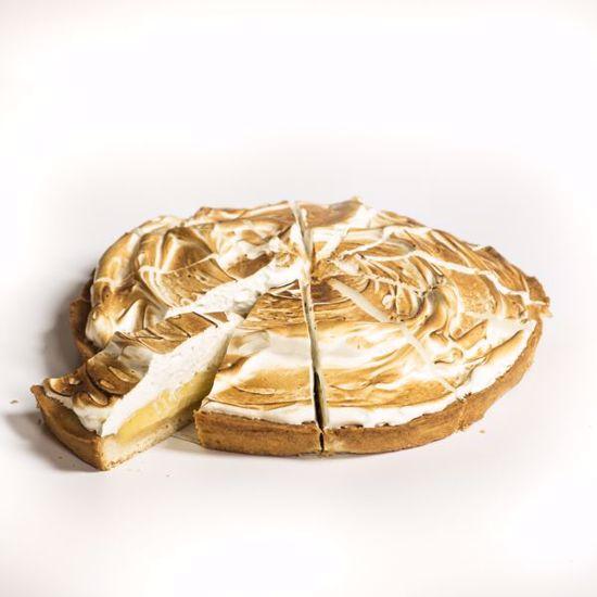Afbeelding van Citroenmeringue taart