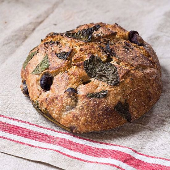 Afbeelding van Olijvenbrood