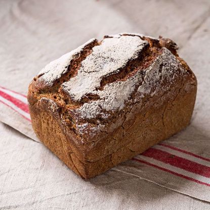 Afbeeldingen van Rogge brood zaden blik                           - WOENSDAG VRIJDAG ZATERDAG