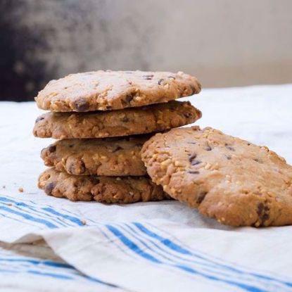 Afbeeldingen van Chocolate Chipcookie