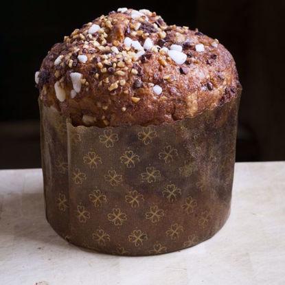 Afbeeldingen van Panettone  chocolade 400 gram